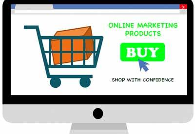 online marketing store