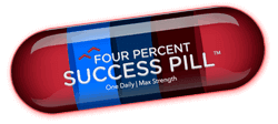 Four Percent Success Pill