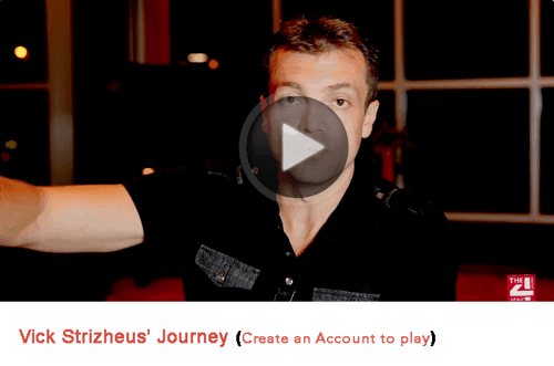 Vick Strizheus Journey
