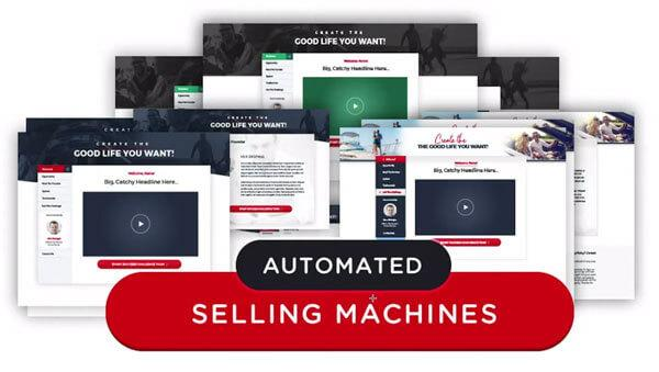 Automated Selling Machines